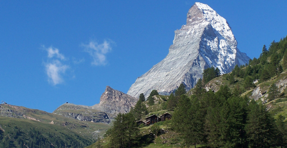 Photo: Matterhorn mountain